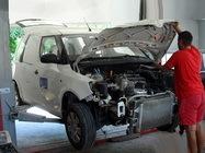 Autoelektričar Auto Deki