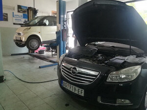 Auto servis Dača i Dubonac