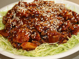 Mister Wang Kineska hrana