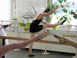 Kao Balerina Balet Za Početnike