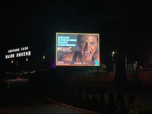 Led bilbord oglasavanje