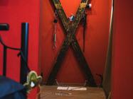 BDSM red room