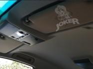 Joker auto tapetar