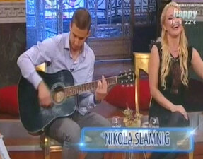 One man band Nikola Slamnig