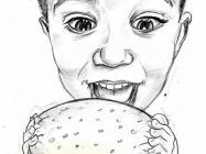 Luka's Has Fast Food