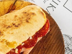 Balkanika pizza sandwich bar
