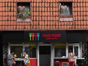 Klopa i Piće fast food