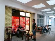 Kloping Centar fast food