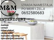 Kuhinje m&m style enterijeri