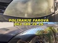 Bgd poliranje farova i poliranje automobila