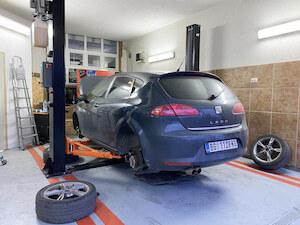 M&E MANOJLOVIĆ Auto servis