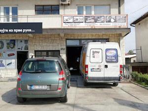 DPF-FAP Auto servis