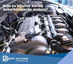 DPF MACHINE Auto servis