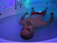 RESET STREAM Float therapy