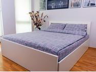 Beli Labud posteljina