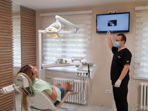 Ns Dental Implant Centar stomatološka ordinacija