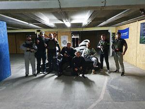 Airsoft Team Building