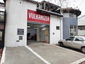 Vulkanizerski servis