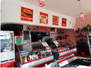 Restoran brze hrane sa roštilja