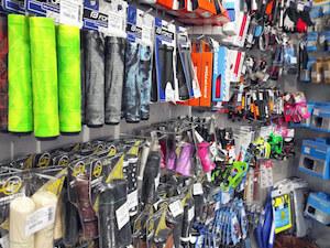 Prodavnica sportske opreme za bicikle