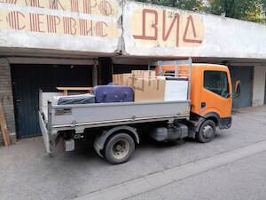 Transport stvari