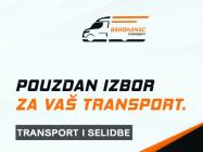 Prevoz robe i nameštaja