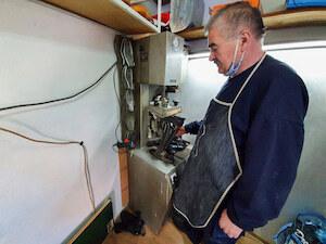 Popravka i izrada obuće