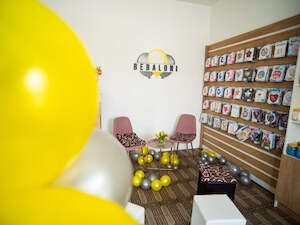 Bebaloni dekoracija balonima