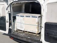 Transporter 011 - Auto prevoz