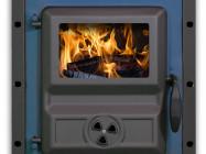 Peć na drva - Čarobna peć (plava)