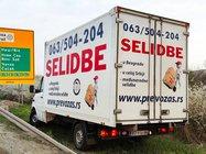 AS selidbe - prevoz