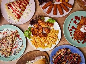 MAX FOOD Fast food