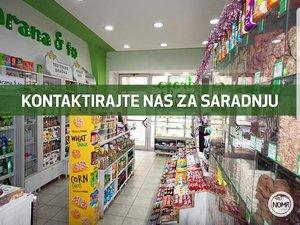 NOMA SPORT veleprodaja zdrave hrane