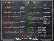 Balkan House 2014 Kućna dostava hrane