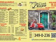 Castello bianco pizzeria i dostava na kućnu adresu