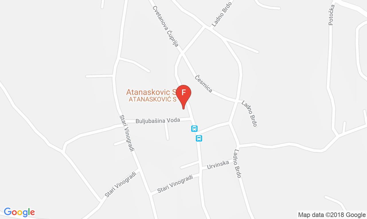 Atanasković S poslastičarnica i ketering