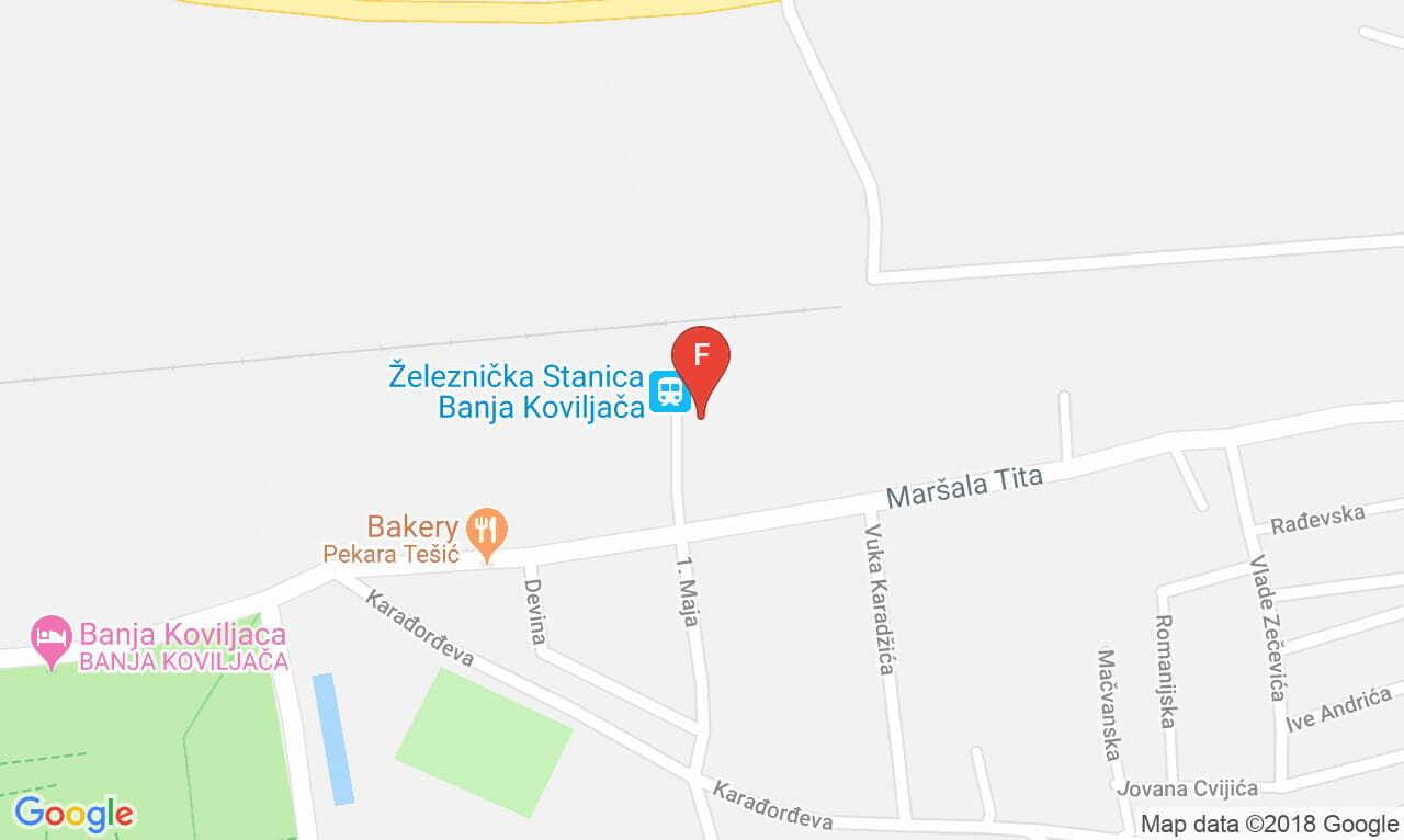 Bojana Apartmani Banja Koviljaca