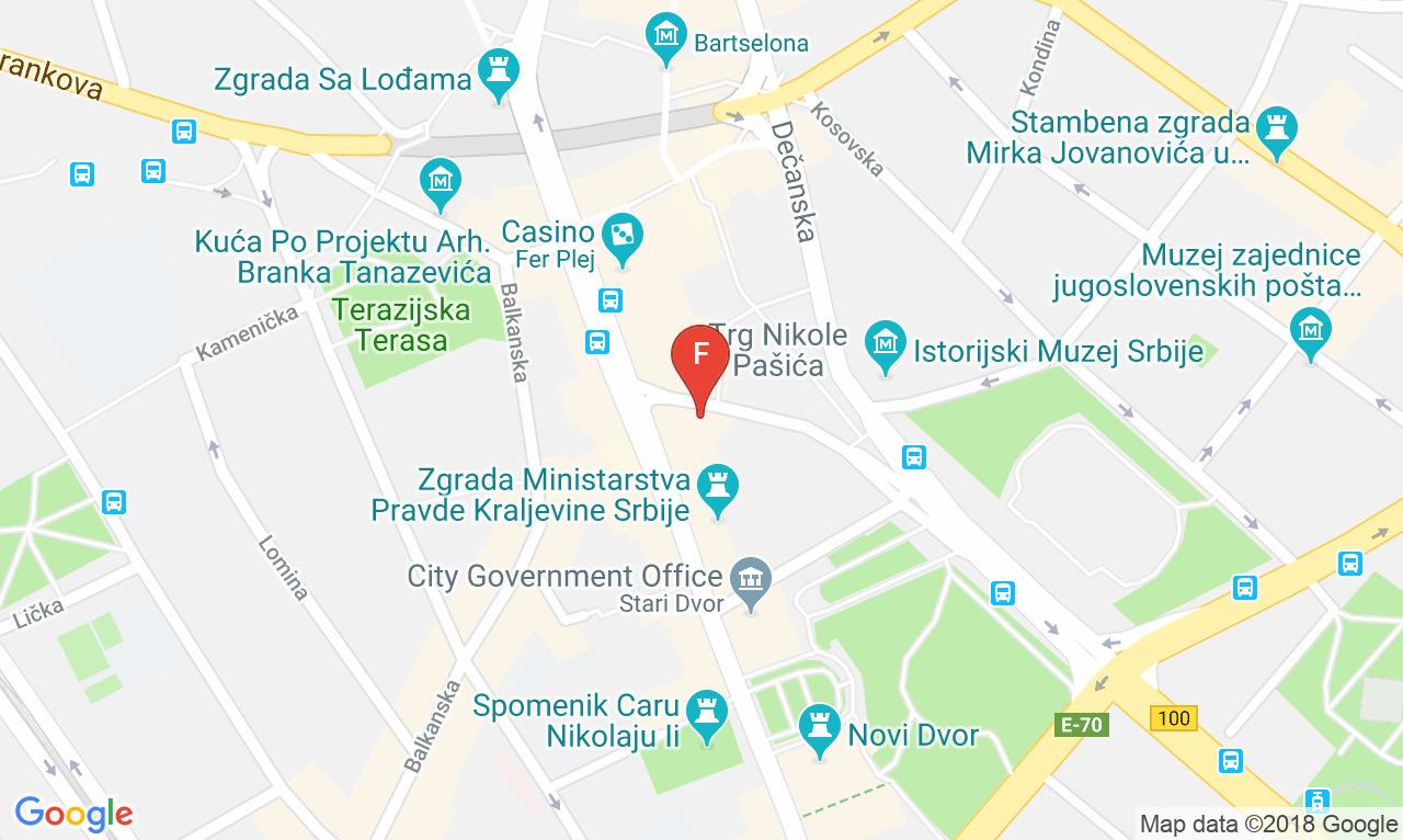 Medicinska oprema Jugolek FM