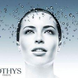 Tretman za dubinsku hidrataciju lica SOTHYS kozmetikom