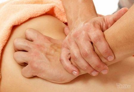 Anticelulit ručna masaža 30 minuta! Svaka četvrta masaža je GRATIS!