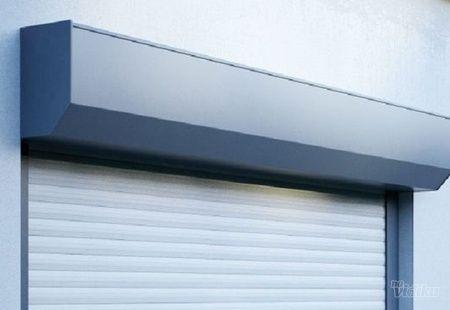 Roletne aluminijumske sa montažom (po m2)