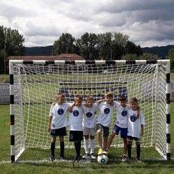 Škola fudbala za dvoje dece od 5 do 12 godina - mesec dana (3 x nedeljno)