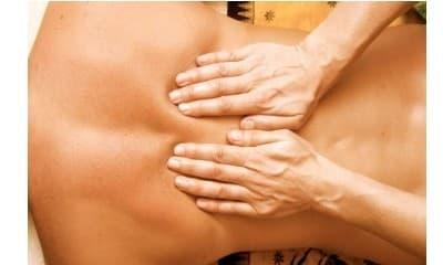 Masaža leđa (terapeutska) 30 minuta
