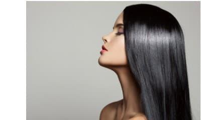 Keratinsko ispravljanje kose (srednja dužina)