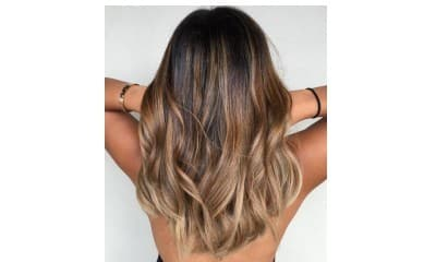 "Pramenovi - duga kosa (profesionalne ""Loreal"" farbe)"