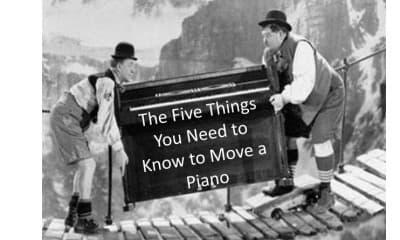 Selidba klavira po SUPER ceni!