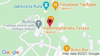 Restoran za vencanja Kalemegdanska Terasa