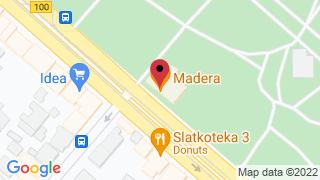 Madera - restoran
