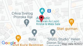 Svečane sale AS Lazić