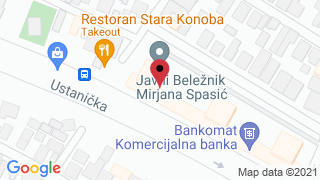Javni beleznik Mirjana Spasic